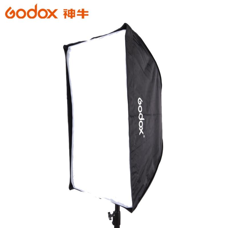 Godox Portable 60 90cm 24 35 Umbrella Photo Softbox Reflector for Flash Speedlight