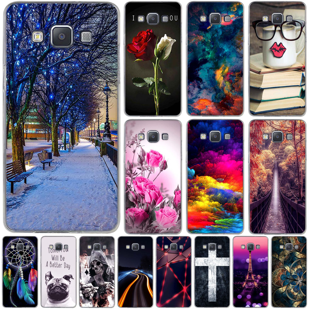 TPU Soft Case For Samsung Galaxy A5 2015 A500 5.0 Ultra Thin Silicone Case Cover For Samsung Galaxy A5 A500 (2015) A500F A500H image