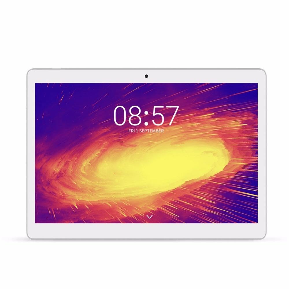 ALLDOCUBE M5 T1006 4G Phone Call Tablets 10.1 inch 4GB RAM 64GB ROM 6600mAh Android 8.0 MTK X20 (MT6797) Deca Core 2560 x 1600
