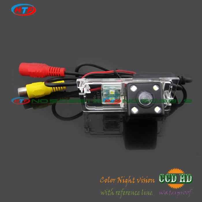 Беспроводной ПЗС провод светодиоды Автомобильная камера заднего вида для Chery A3 хэтчбек A5 G5 M1 Cowin 1 2 3 5 E5 fulwin Fulwin2 Tiggo A1 QQ водонепроницаемый