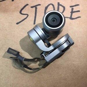 Image 1 - Original Gimbal Arm Motor Mit Flache Flex Kabel Kit Reparatur Gimbal 4k Kamera Für DJI Mavic Pro Ersatz Drone zubehör