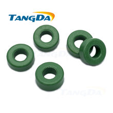 8 4 3 mm insulated green ferrite core bead 8*4*3mm magnetic ring magnetic coil inductance interference anti-interference AG(China)