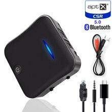 Bluetooth 5,0 приемник передатчик aptX HD оптический беспроводной Bluetooth адаптер CSR BC8675 чип aptX низкая задержка