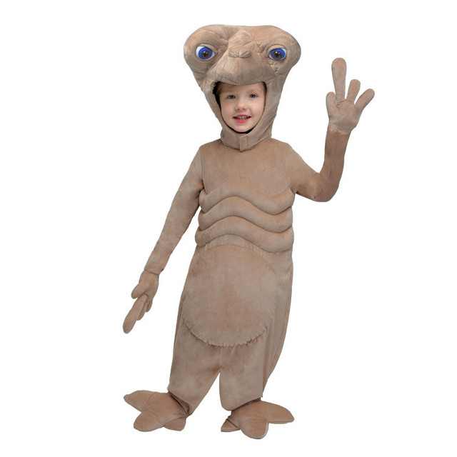 alien costume kids halloween costume for kids funny cosplay ...