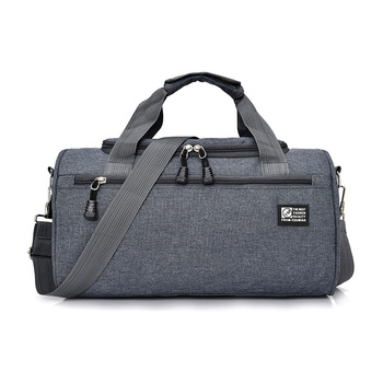 Gym Bag Women Fitness Yoga Bags Men Outdoor Sport Bag Waterproof Sac De One Shoulder Handbag Swimming Travel Package Sports Bags 1