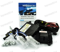 1set High Quality 800 881 H27 100W Waterproof Car HID Kit Xenon Bulbs Light Lamp Ballast
