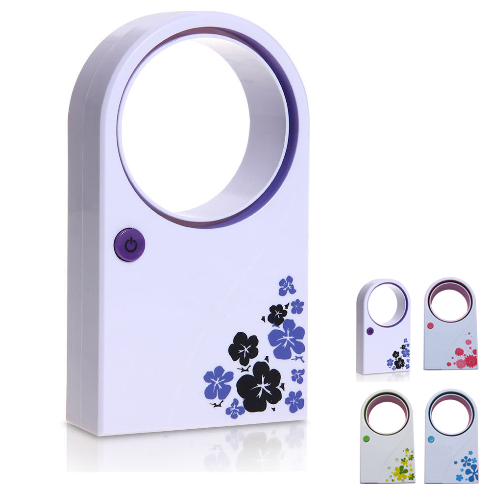 Mini Cooli USB Rechargeable Hand held Air Conditioner Summer Cooler Fans