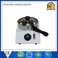 Mahcine Digital Electric Chocolate Melting Machine Commercial Chocolate Melting Pot For Heating Hot Stove
