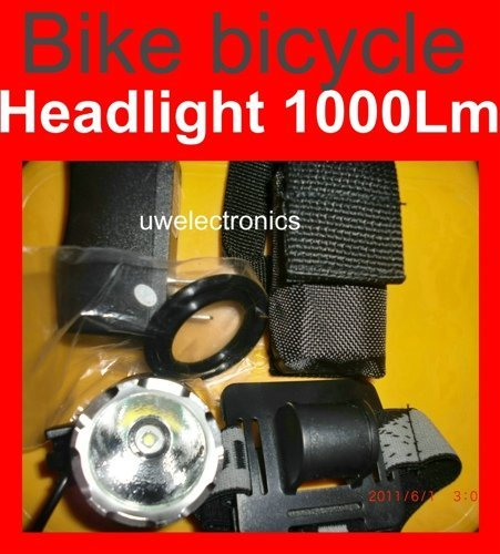 MagicShine T6  Bike Bicycle 1000L LED  XM-L XML Flashlight Headlight Headlamp 1000 lumens