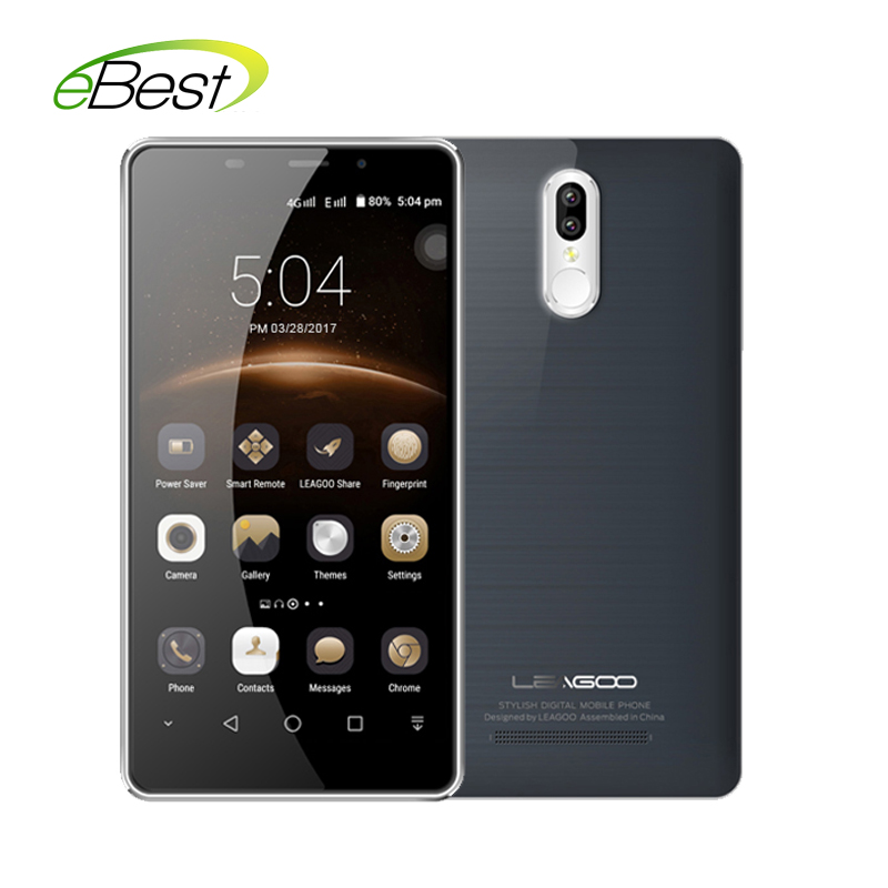 leagoo M8 Pro Android 6.0 smartphone IPS 4G mobile phone