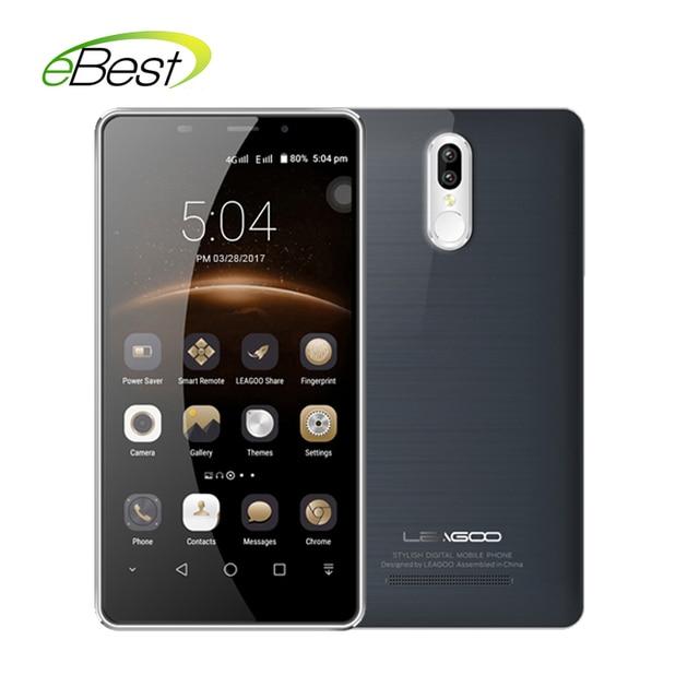 Original leagoo M8 Pro Android 6.0 smartphone 5.7 Inch IPS MT6737 Quad Core 2G RAM 3500mAh 13.0MP 2 Back Camera 4G mobile phone
