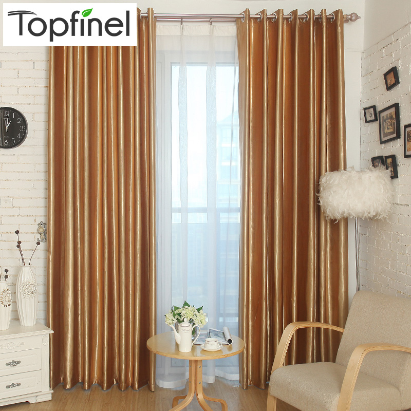 Top Finel Jacquard Shade Window Blackout Curtain Fabric