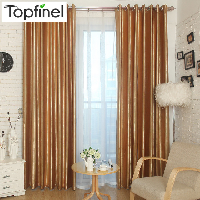 Top finel jacquard Sombras cortina de ventana Telas moderna Cortinas ...