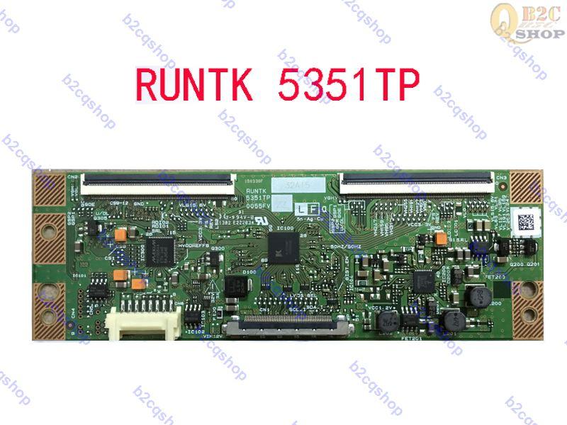 Original RUNTK5351TP TCON CY HF320BGSV1H BN96 28483a UE32F5500 UE32F5300 UE32H5000