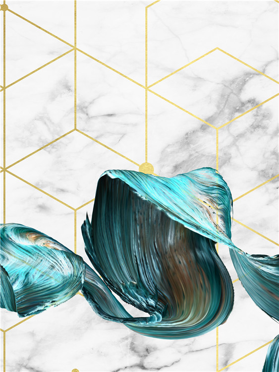 Nordic-Decorative-Abstract-Marble-With-Blue-Gold-Paint-Canvas-Painting-Poster-And-Print-Picture-Wall-Art (4)