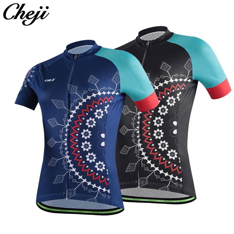 Ropa De Ciclsmo Cheji Summer Pro Cycling Clothing Short Sleeve Jersey for Women All Size Customized Bike Jerseyes Shirts Topwea пена монтажная mastertex all season 750 pro всесезонная