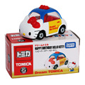 NEW hot Dream Tomica TOMY Hellokitty Blue Toys action figure Car toys Cool Christmas gift doll