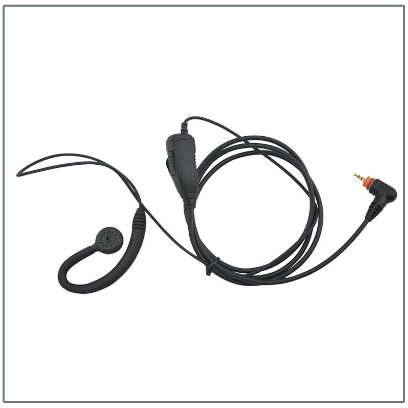 Swivel Earpiece/Earhanger With PTT & MIC For Motorola Walkie Talkie SL1600/SL4000/SL4010/SL7000/SL300/SL1K