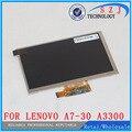 Оригинал 7 ''дюймовый для Lenovo A7-30 A3300 ЖК-Дисплей ЖК-Экран Digitizer Замена Датчика Бесплатная Доставка