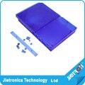 Azul claro 7000X completa de vivienda shell caso para PS2 consola con el envío libre