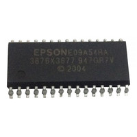 Roland IC,E09A54RA D/A Converter for Head-1000001098