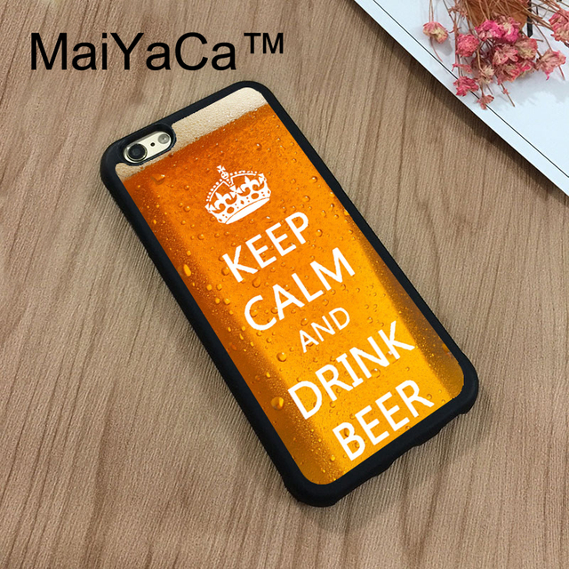 coque iphone 8 keep calm