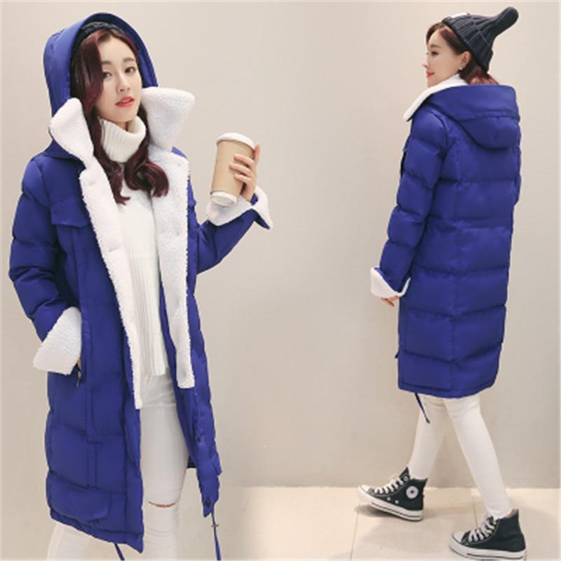 Women Winter Jacket Down Coat Women Hooded Jacket Thicken Cotton Padded Jacket 2016 Brand Warm Jacket
