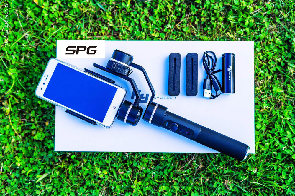 Feiyu SPG 3 axis handheld smartphone stabilizer gimbal for font b iPhone b font 6s plus