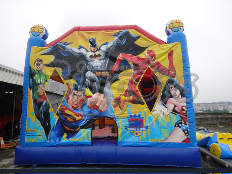 FREE SHIPPING BY SEA Spiderman Inflatable Toy Inflatable Bouncer Jumping House For Kids