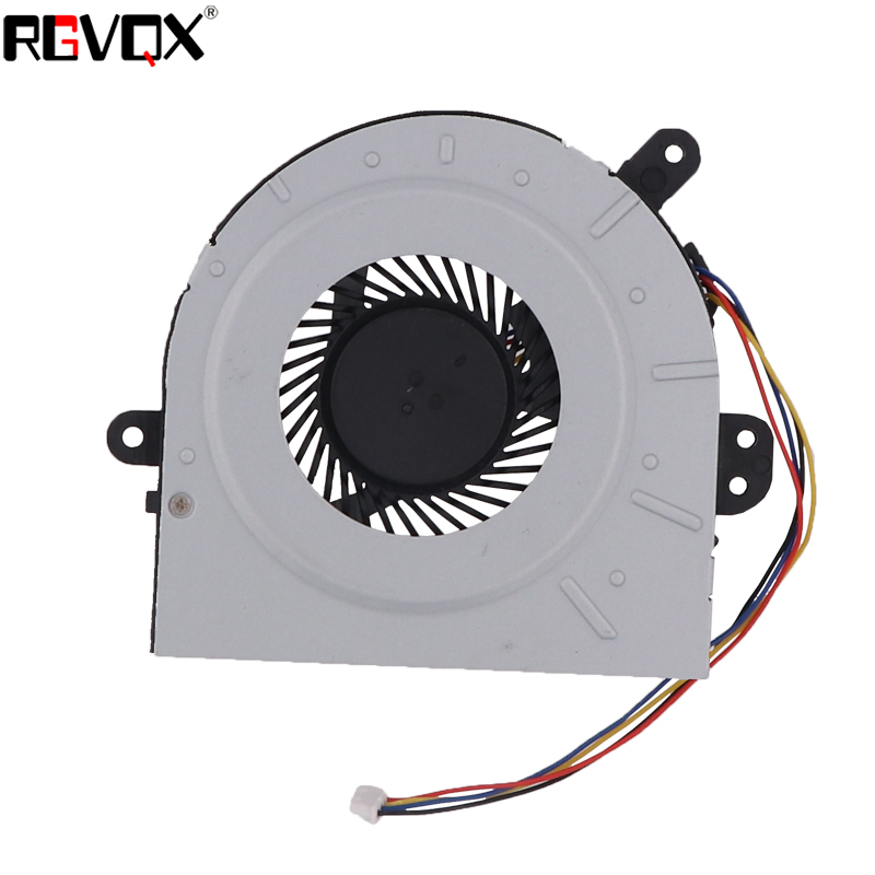 Купить с кэшбэком NEW Laptop Cooling Fan For Lenovo ideapad S300 S400 S405 S310 S410 S415 PN: DC28000BZA0 ADD2 0A 27L 000 02DA CPU Cooler Radiator