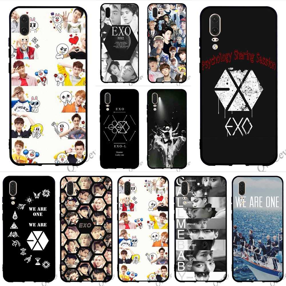top 9 most popular exo phone case for huawei p8 lite brands