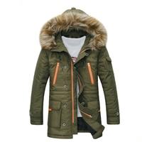 Free Shipping The New Winter 2015 Men S Fashion Leisure Men More Upscale Warm Winter Long