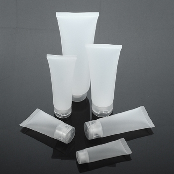 30pcs/lot 5ml 10ml 15ml 20ml 30ml 50ml 100ml Soft Tube Empty Cosmetic Containers For Cream Lotio Empty Cosmetic Soft Tube image