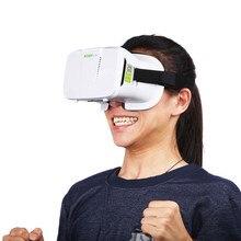 """Caliente BOBOVR Z2 Xiaozhai II VR Realidad Virtual Cabeza Montaje de Cartón 3D VR Gafas Disfrutar de Películas En 3D y Juegos 3D para 4 """"-6"""" teléfono"""