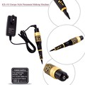 Professional Eyebrows Tattoo Pen Machines Permanent Makeup Machine Eyebrow Cosmetic Pen Black and Gold DSH-0010-2