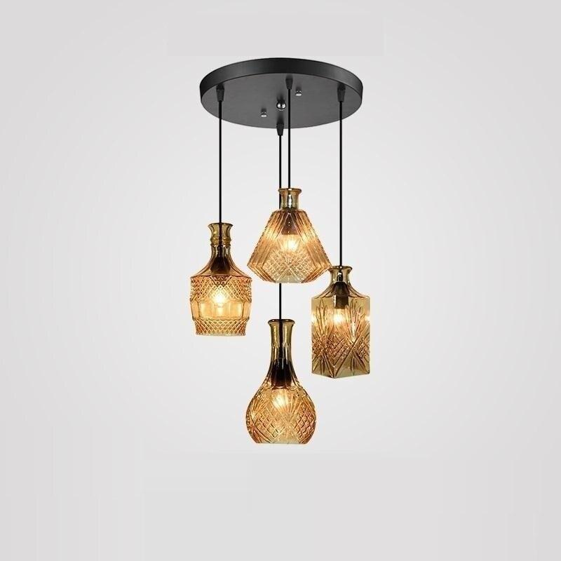Hanglampen Voor Eetkamer E Pendente Para Sala De Jantar Lustre Loft Luminaria Hanging Lamp Luminaire Suspendu Pendant Light