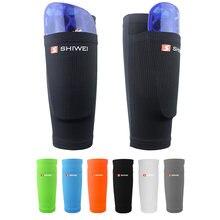 Защитные футбольные носки с карманом 1 пара Футбольные Щитки