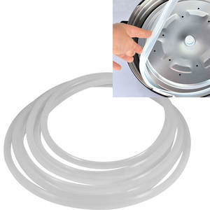 Gasket Kitchen Tools Pressure Cooker Clear Silicone 6-Sizes Sealing Ring Home