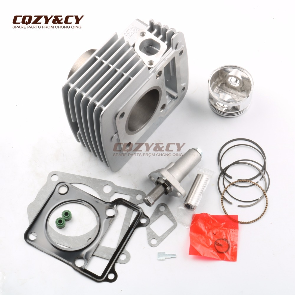Buy 54mm 15mm Cylinder Kit Switch Chain For Peugeot Xps Wiring 125cc 4t From Reliable Suppliers On Cqzycy Store