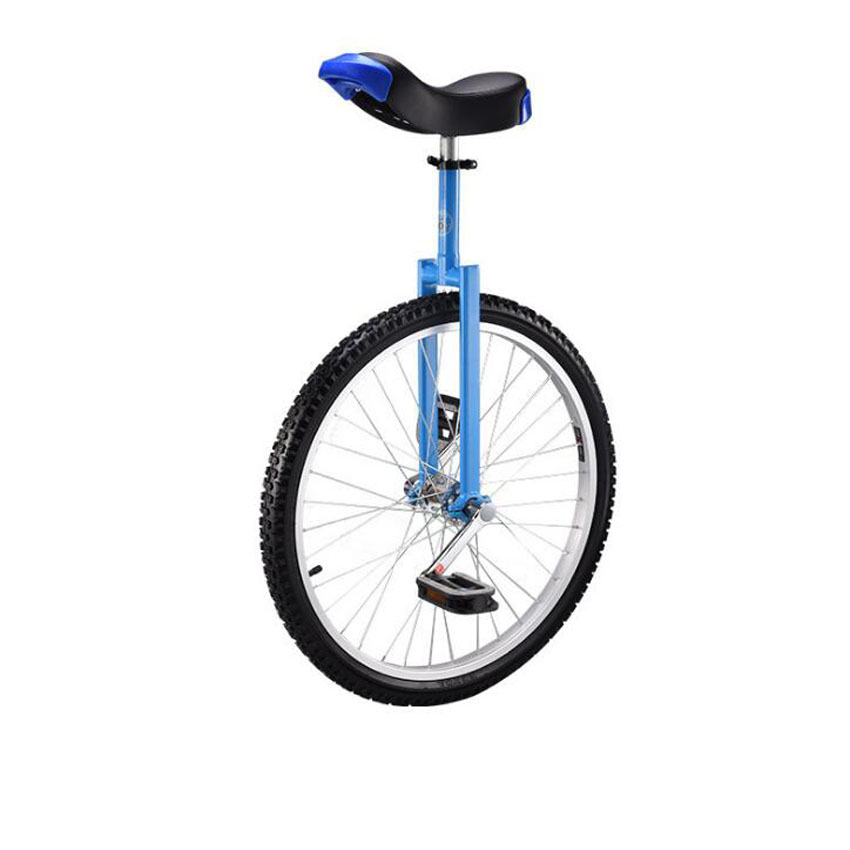 24 Inches Single-wheel Lock  BXW Bike Complete Road Mini Bike  New Creative Show Performance Bicycle