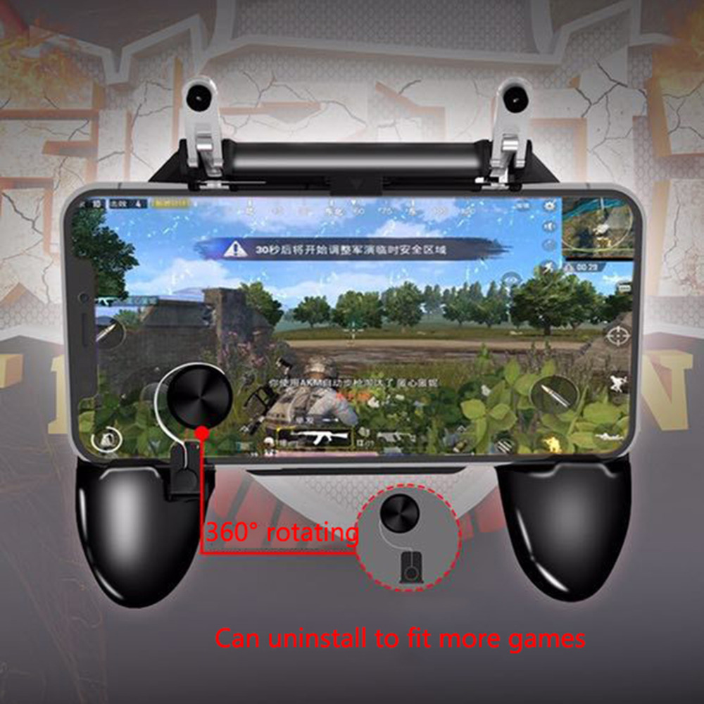 Mobile Gamepad Controller Joystick for PUGB Console Gaming Trigger