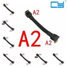 A2 FPV 5 см 10 см 15 см 20 см 30 см 50 см FPC ленты плоский кабель HDMI 2,0 4 К/60 Гц для HDMI HDTV FPV Multicopter аэрофотосъемки