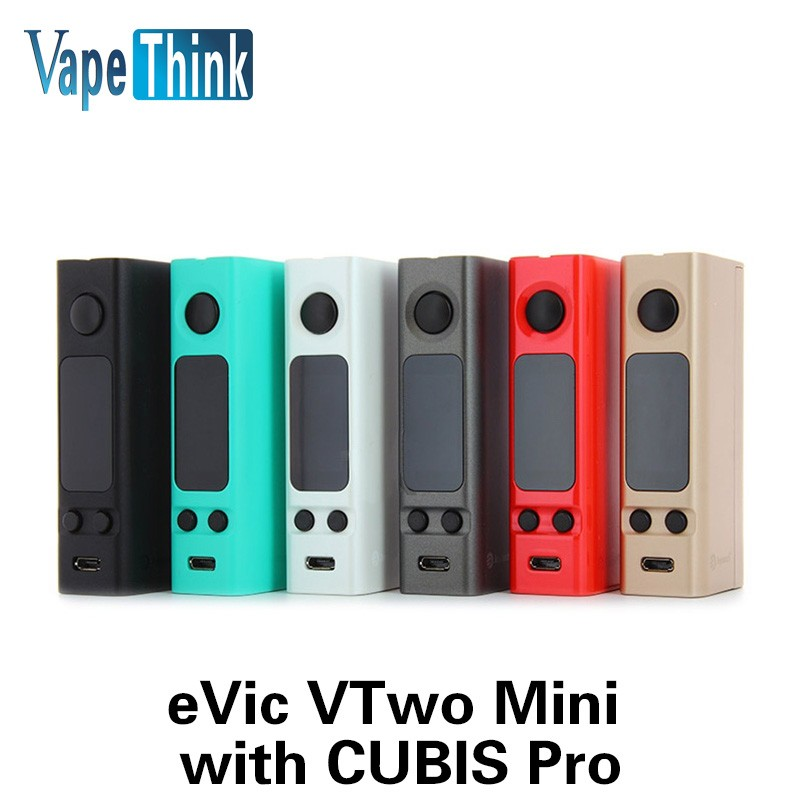 eVic VTwo Mini with CUBIS Pro-5(1)