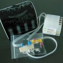 цена на Einkshop Empty CISS System 932 933 replacement For HP 932 xl 933 xl Officejet 6100 6600 6700 7110 7610 7612 Printer ink