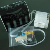 Einkshop Empty CISS System 932 933 replacement For HP 932 xl 933 xl Officejet 6100 6600 6700 7110 7610 7612 Printer ink
