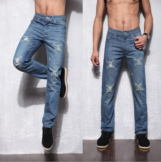 2015 Sale Mid Softener Zipper Fly Hot Sale!new Style Mens Jeans ...