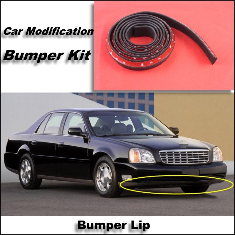 Bumper Lip For Cadillac Deville MK8 2000~2005 Front