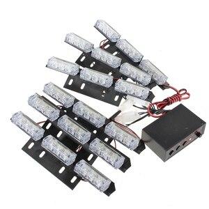 54 LED Flash Emergency Car Str