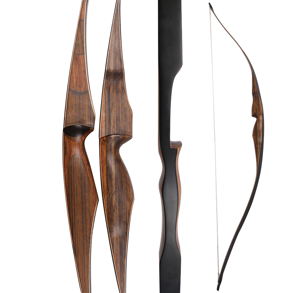 30lbs 52inch Traditional Longbow Chinese Archery Bow Laminated Wood Long Bow Hunting Shooting Practice Black longbowmaker black shadow korean style korean bow 15 60lbs maple laminated longbow horsebow