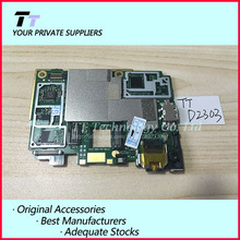 Original Unlocked Working For Sony Xperia M2 S50H D2303 Mainboard Motherboard Logic Board With Chips free shipping